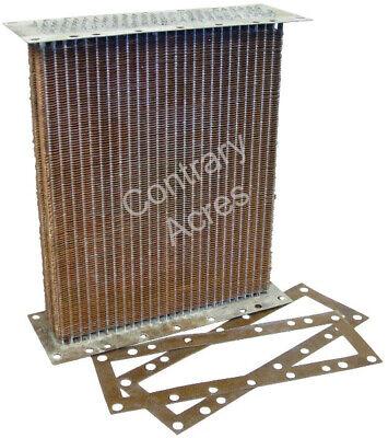 Radiator Core With Gaskets For John Deere B 50 520 530 Tractors