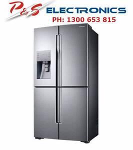 Samsung 719L French Door Fridge_Triple cooling metal_ SRF719DLS Harrington Park Camden Area Preview