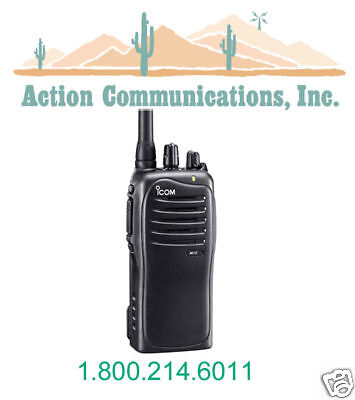 New Icom Ic-f3011-41-rc Vhf 136-174 Mhz 5 Watt 16 Channel Two Way Radio