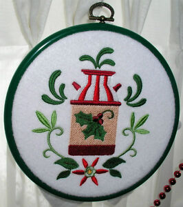 12 Days of CHRISTMAS embroidery Peterborough Peterborough Area image 9