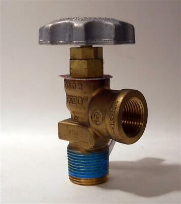 Rego Pt9102 Service Valve With Multibonnet 34 Male Ngtxfemale Pol