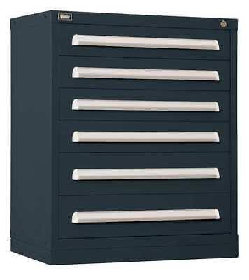 Stanley Vidmar Scu1910albk Modular Drawer Cabinet37 In. H30 In. W G9963195
