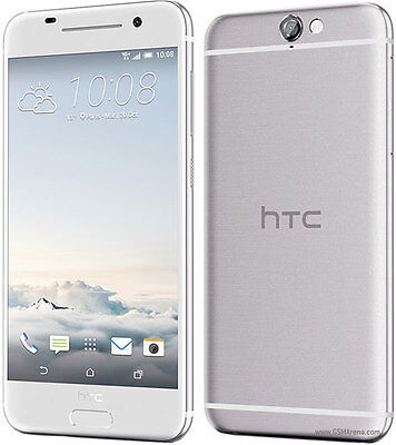 HTC One A9 16GB White AT&T Unlocked GSM Android Smartphone 4G LTE 13MP