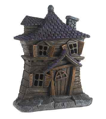 Miniature Dollhouse FAIRY GARDEN ~ Mini Haunted House ~ NEW