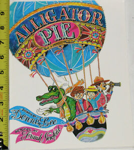 Alligator Pie Soft Cover Book London Ontario image 1