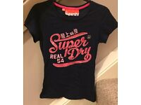 💯% Genuine Woman's Superdry T-Shirt