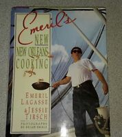 EMERIL'S NEW ORLEANS COOKING BOOK