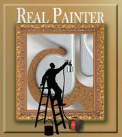 Kitchen Cabinet Spray Painting Refinishing call Tom-647-761-8728
