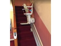 Stair lift offers welcome