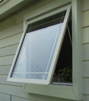 WANTED - VINYL WINDOW - AWNING  STYLE
