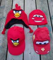 Angry Birds and Cars: The Movie hats