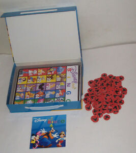 Disney DVD Bingo Game Mickey Minnie Mouse Lion King, Snow white Sarnia Sarnia Area image 2