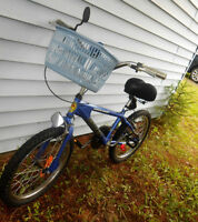 Boy's Bicycle For Sale