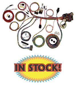 American Autowire: Parts & Accessories | eBay on mustang wiring harness, kwik wire wiring harness, msd ignition wiring harness, classic car wiring harness, ididit wiring harness, bully dog wiring harness, vintage air wiring harness, battery tender wiring harness, custom autosound wiring harness, piaa wiring harness,