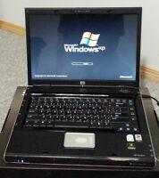 "15.4"" HP DV5000 - WIndows XP - Free HP printer"
