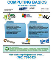 Computer Service for Campbellford and surrounding area.