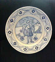 4U2C SIGNED AND NUMBERED LARGE PORTUGAL DEEP DISH PLATTER