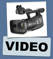 > NEED VIDEO?  Pro videographer/Editor for projects big or small
