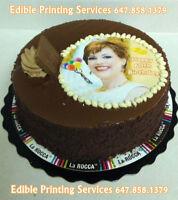 PHOTO CAKE * EDIBLE IMAGE
