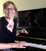 Piano and Theory Lessons with Neva Tesolin B.A., B.Ed.