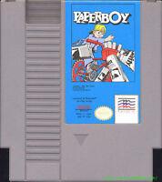 jeu nintendo paperboy
