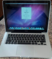 For sale:  MacBook model A1278