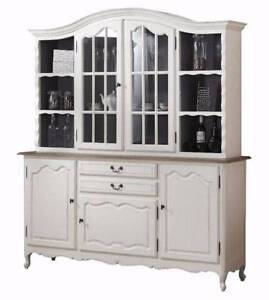 French Provincial Display Cabinet Dandenong South Greater Dandenong Preview