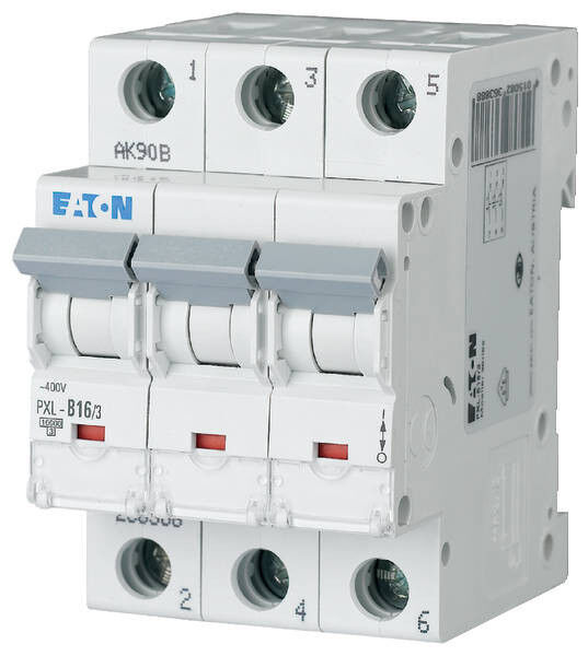 Moeller PXL-C16/3 Leitungsschutzschalter 16A 3polig C