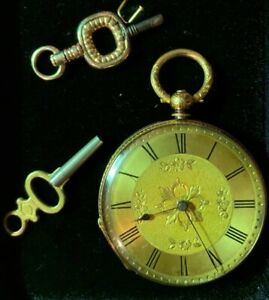Gold Pocket Watch & More - ESTATE AUCTION MONDAY - SJ