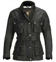 Belstaff Classic Tourist Trophy Jacket, CE Approved Armour