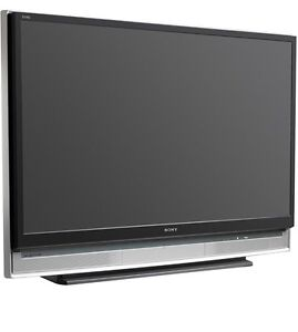 Sony SXRD Projection TV