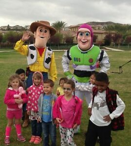 BOOK TODAY:  THE BEST PARTY CHARACTER PACKAGES IN TOWN