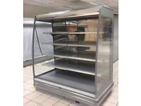 Remote Open Chiller (stainless)