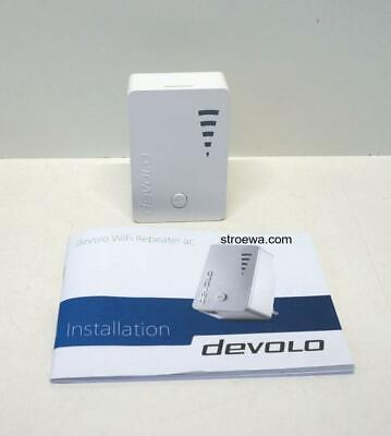devolo WiFi Repeater ac 1200 Mbit/s, 1x Gigabit Ethernet LAN Port