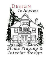 GET AN ROI WITH DESIGN TO IMPRESS, TORONTO'S HOME STAGERS!