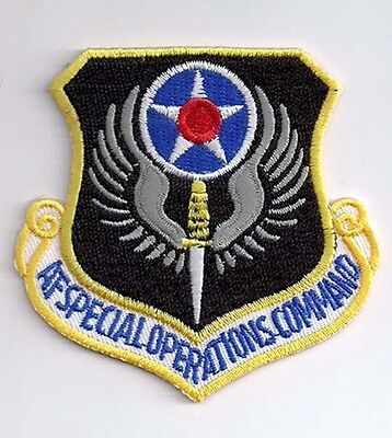 "Stargate SG-1 AF Special Operations Command  3"" Uniform Patch (SGPA-08)"