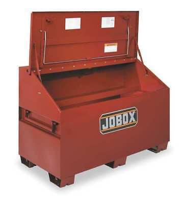 "Jobox Jobsite Chest, 60"" W x 30"" D x 39-1/2"" H, Brown, 1-680990"