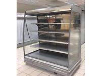 stainless remote open chiller