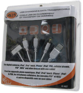 MASTER UNIVERSAL CHARGING & DATA TRANSFER CABLE - PHONES & MORE!