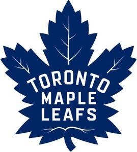 Toronto Maple Leafs Tickets - Sec 308 Row 11 - GREENS!!!