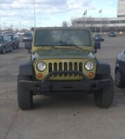 Jeep Wrangler JK (nego faites une offre/make an offer)