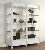 USED RETAIL FIXTURES AND SUPPLIES