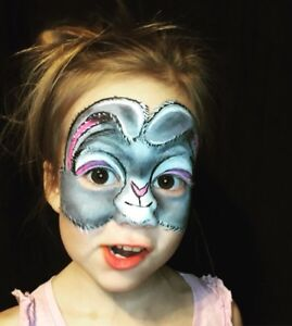Face painter for hire !