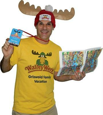 lly World Park Fan Costume Kit GC4696 (Wally World Park)