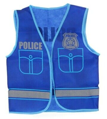 Kids Police Vest (Preschool Kids Police Officer Costume Vest (3 Packs) -)