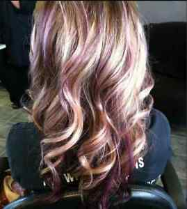 HAIR EXTENSIONS STARTING AT $250 ALL WEEK! CALL TODAY,DONE TODAY London Ontario image 5
