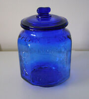 Cobalt Blue Glass Pieces -  REDUCED