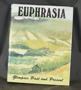 BOOK - EUPHRASIA GLIMPSES OF THE PAST