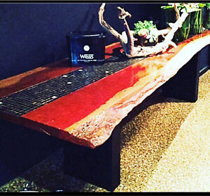Large unique Dinning or meeting table 3m x1m Artarmon Willoughby Area Preview