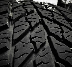 4 Winter Tires GoodYear UltraGrip 225/55R17 97 Used 1 Winter West Island Greater Montréal image 4